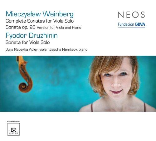(Complete Sonatas for Viola Solo, Sonata op.28, Sonata for Viola Solo)