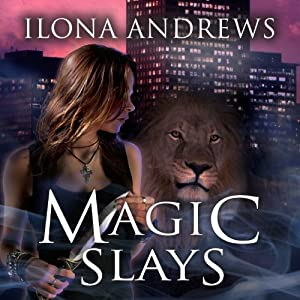 Magic Slays Audiobook
