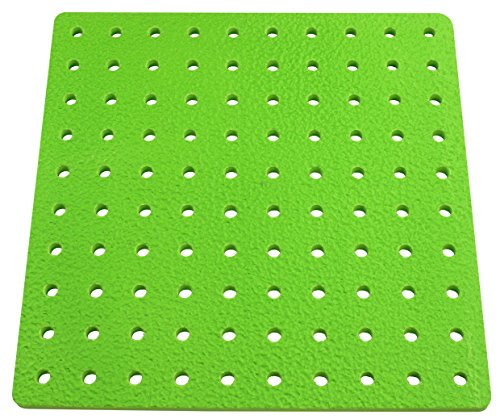 - Lauri Tall-Stackers - Large Crepe Rubber Pegboard