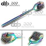 DDP Wartenberg Neurological Pin Wheel Pinwheel 5 Head Diagnostic Multi Color Rainbow