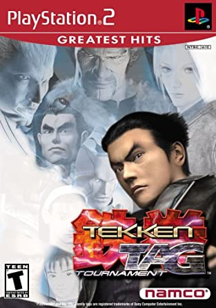 Amazon Com Tekken Tag Tournament Playstation 2 Playstation 2