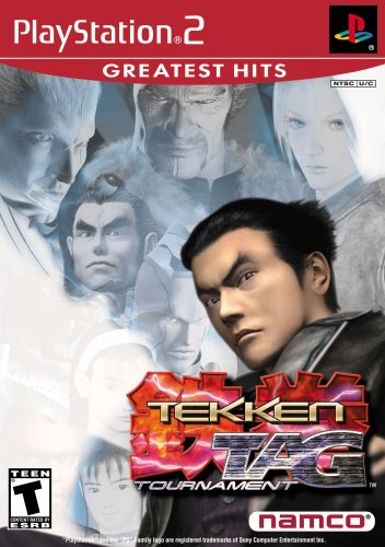 Amazon Com Tekken Tag Tournament Playstation 2 Playstation 2