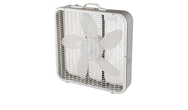 Amazon.com: Aerospeed 20-Inch 3-Speed Premium Box Fan with Energy Efficient Design and Carrying Handle by Camair: Paintings