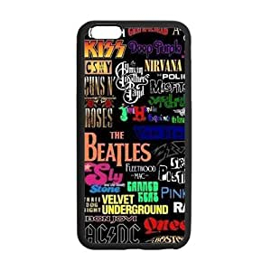 iPhone 6 Case, Hot products,Music series, iphone 6 case (4.7 inch)Rock n Roll IPhone6 Case Cover Photo Custom Phone Case Cover