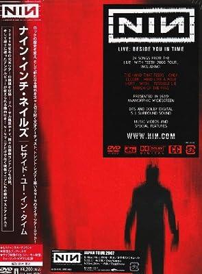 ナイン・インチ・ネイルズ(Nine Inch Nails)『Beside You In Time(DVD)』