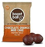 Boost Ball Chocolate Orange Mud Cake 42g (Pack of...