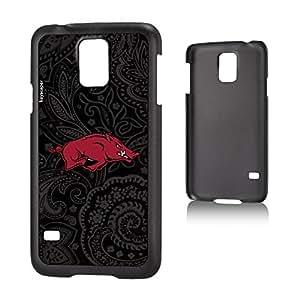 Arkansas Razorbacks Galaxy S5 Slim Case Paisley NCAA