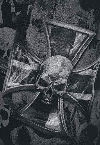 Cross Inghilterra Iron Noir Alchemy Bonnet di qY7twvf