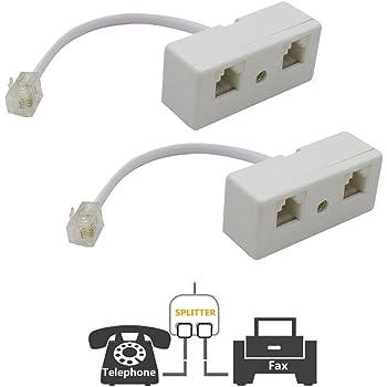 2wire Fax Cord - WIRE Center •