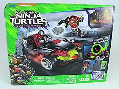 Review: Raph's Street Strike Review (Out of the Shadows)