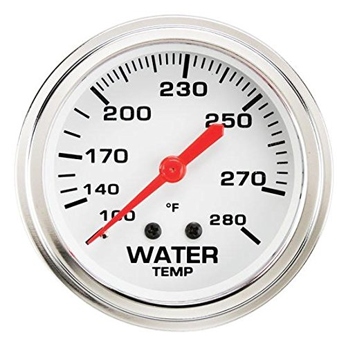 2 5/8 Inch Water Temperature Gauge