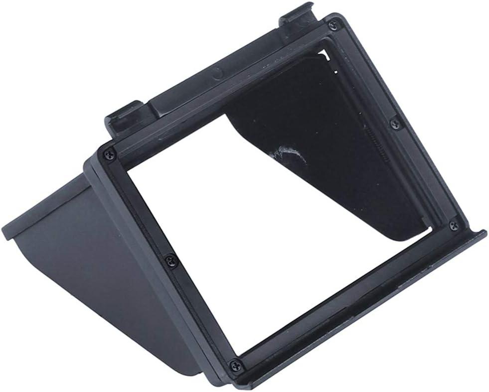 Professional Camera Sunshade Visor LCD Hood Screen Protector for Canon 1DX Mark I//II Market/&YCY 1DX Mark I//II Sun Shade Screen Protector