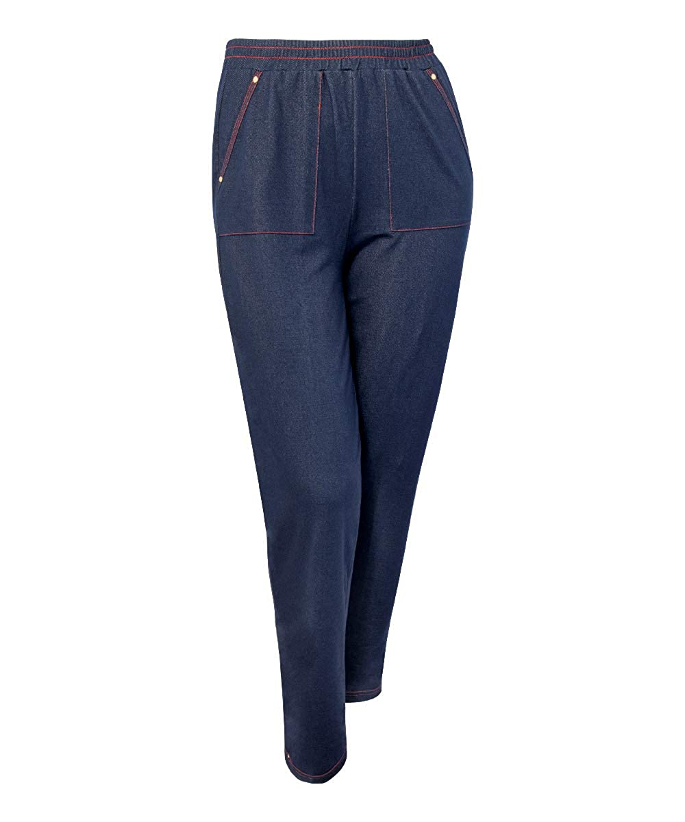 Casual Adaptive Wheelchair Jean Pants for Women Disabled