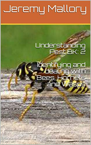 Understanding Pest BK: 2 Identifying and dealing with Bees, Hornets and Wasps