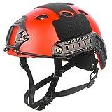 LOOGU Fast PJ Base Jump Military Helmet with