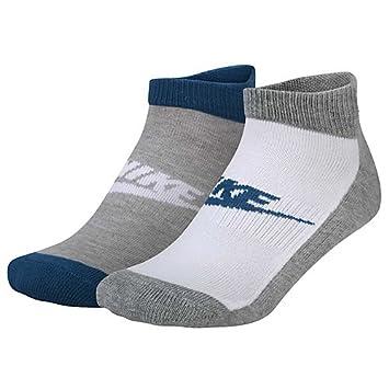 Nike NSW Mens 2PPK Futura No Show Calcetines, Hombre, S: Amazon.es ...