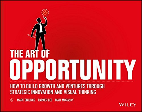The Art Of Opportunity  How To Build Growth And Ventures Through Strategic Innovation And Visual Thinking