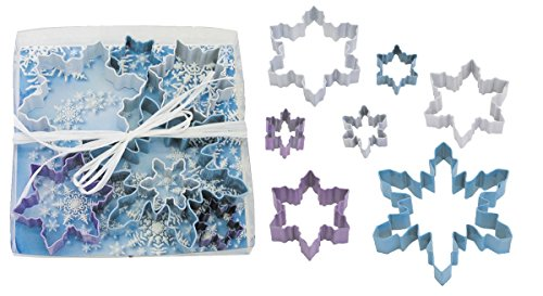 Snowflake Piece Cookie Cutter Set
