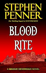 Blood Rite (Maggie Devereaux Book 2) (English Edition)