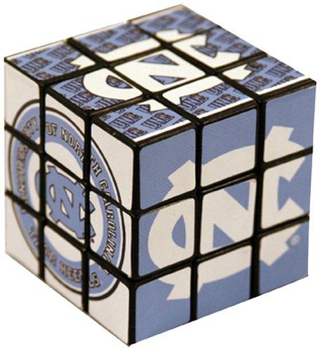 NCAA North Carolina Tar Heels Toy Puzzle Cube