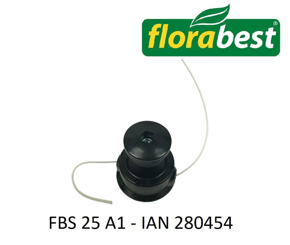 Flora Best FBS 25 A1 - Cabezal de corte Ian 280454 Incluye Bobina ...
