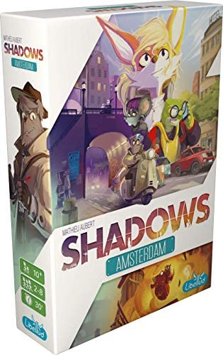 Libellud LIBSHAM01US Shadows: Ámsterdam, Sombra de Ojos: Amazon.es ...