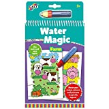 Galt Toys Water Magic Farm, Colouring Book for Children