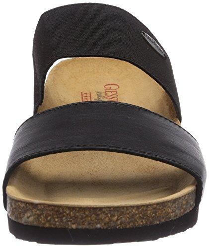 Giesswein Viterbo Vrouwen Zwarte Muilezels (zwart / 022)