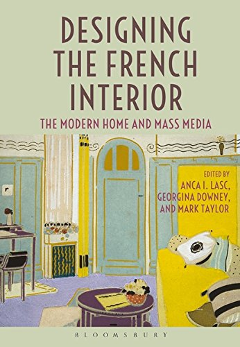 Cheap  Designing the French Interior: The Modern Home and Mass Media