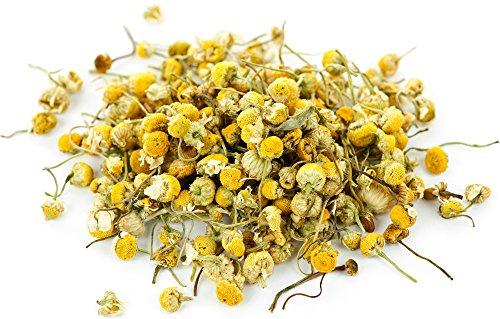 Chamomile - Herbal - Flower Tea - Decaffeinated - Loose Leaf Tea - 4oz