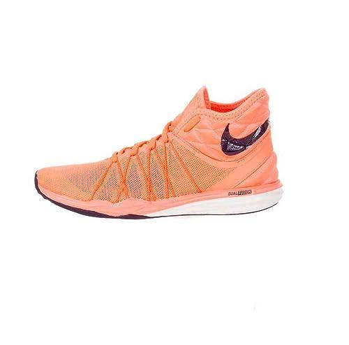 Nike 852442-800, Zapatillas de Deporte para Mujer, Naranja (Bright Mango/Purple Dynasty), 36.5 EU: Amazon.es: Zapatos y complementos