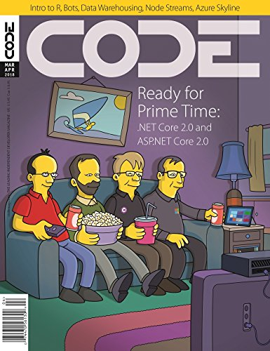 CODE Magazine - 2018 Mar/Apr (Ad-Free!)