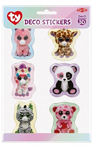 Tactic Games Ty Beanie Boo s Stickers  Amazon.co.uk  Toys   Games 28e71ce9cae