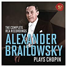 Alexander Brailowsky Plays Chopin - The Complete Rca Recordings