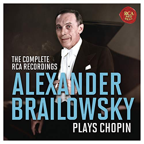 - Alexander Brailowsky plays Chopin - The Complete RCA Album Collection