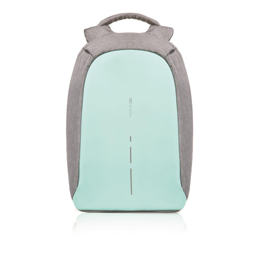 Original Genuine XD Design Bobby Compact Antirrobo Mochila Anti Theft Backpack Pastel Blue: Amazon.es: Electrónica