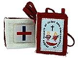 Venerare Authentic Catholic Scapular - 100% Wool