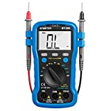 Multimeter, BTMETER BT-39K Auto Range Digital Avometer Universal Meter 4000 Counts With New Substitutable Fixed Mode, NCV, Diode,DC & AC Voltage, DC & AC Current, Resistance, Capacitance, Frequency