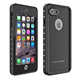 iPhone 7/8 Waterproof Case, OUNNE Underwater Full Sealed Cover Snowproof Shockproof Dirtproof IP68 Certified Waterproof Case for iPhone 7/8 4.7 inch