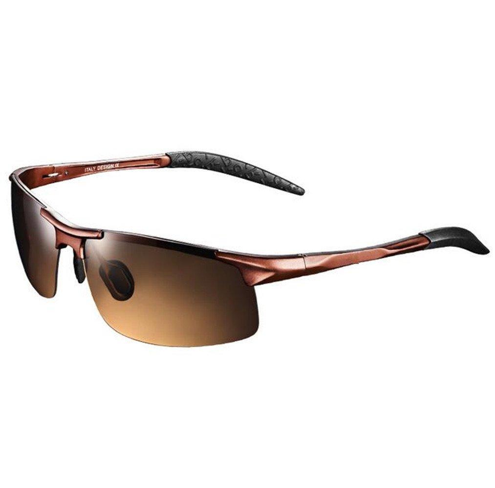 SHULING Sonnenbrille Neue Optische Sonnenbrillen Sport Männer Tragen Sonnenbrillen Treiber Sonnenbrille Angeln Gläser