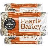 Pearled Barley - Kosher - 16 oz Each Bag (3-Pack)