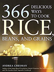 366 Delicious Ways to Cook Rice, Beans, and Grains