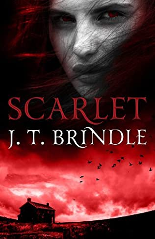 book cover of Scarlet