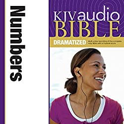 KJV Audio Bible: Numbers (Dramatized)