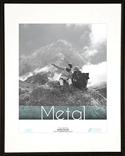 Amazoncom Metal Picture And Photo Frame Color Black Size 10 X