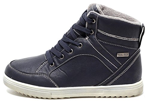 Winter Thermo Membran Sneaker Boots UNISEX NAVY