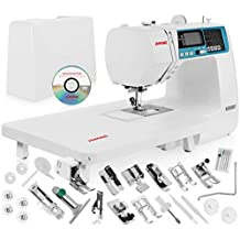 Janome 4120QDC 120 Stitch Sewing Machine. Free Quilting Kit Bonus Package & Sewing Lesson DVD included.