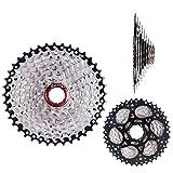Lixada 9 Speed 11-40T MTB Mountain Bike Bicycle Cassette Sprocket Freewheel