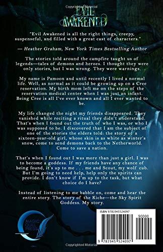 Evil Awakened (Volume 1): J M  LeDuc: 9781945524097: Amazon