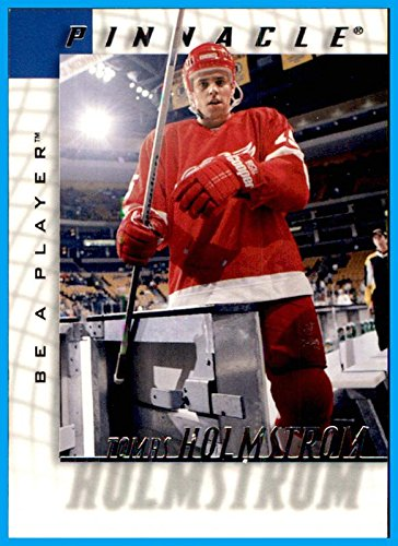 (1997-98 Be A Player BAP #188 Tomas Holmstrom DETROIT RED WINGS)